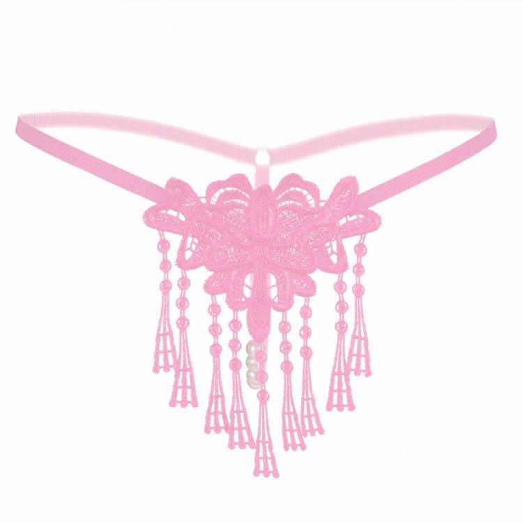 quần lót sexy màu hồng