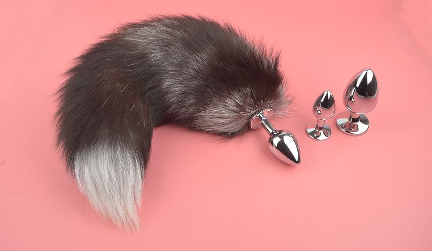 Fox Tail Putt Plug