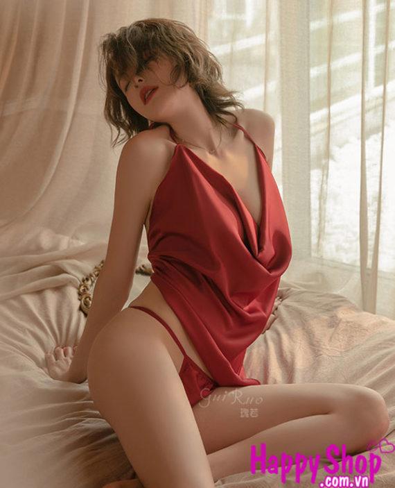 áo ngủ yếm