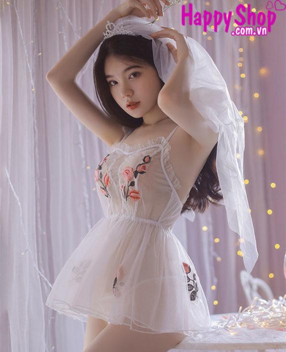 cosplay cô dâu